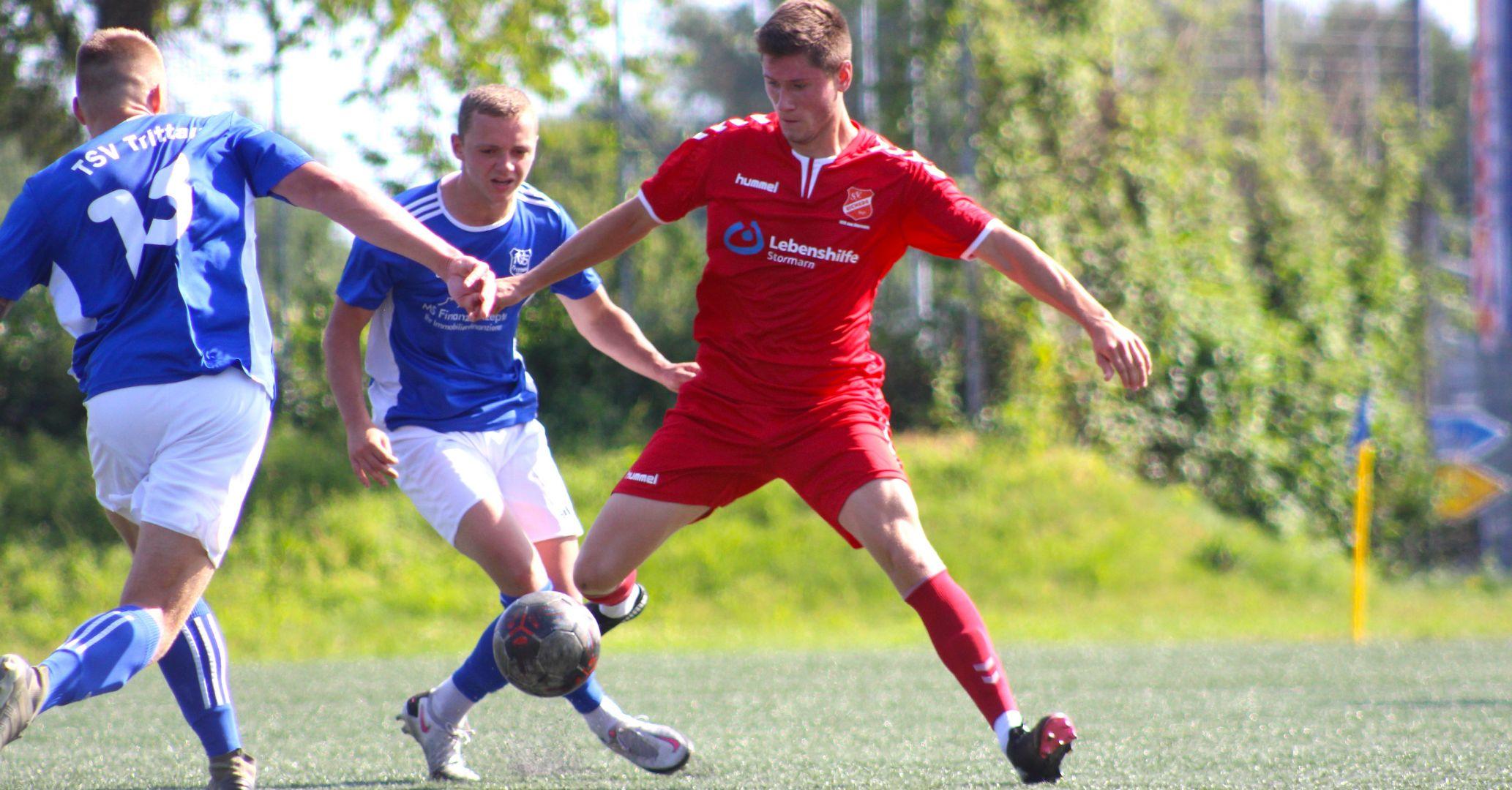 Souveräner Finaleinzug: SV Eichede gewinnt Pokalspiel beim TSV Trittau
