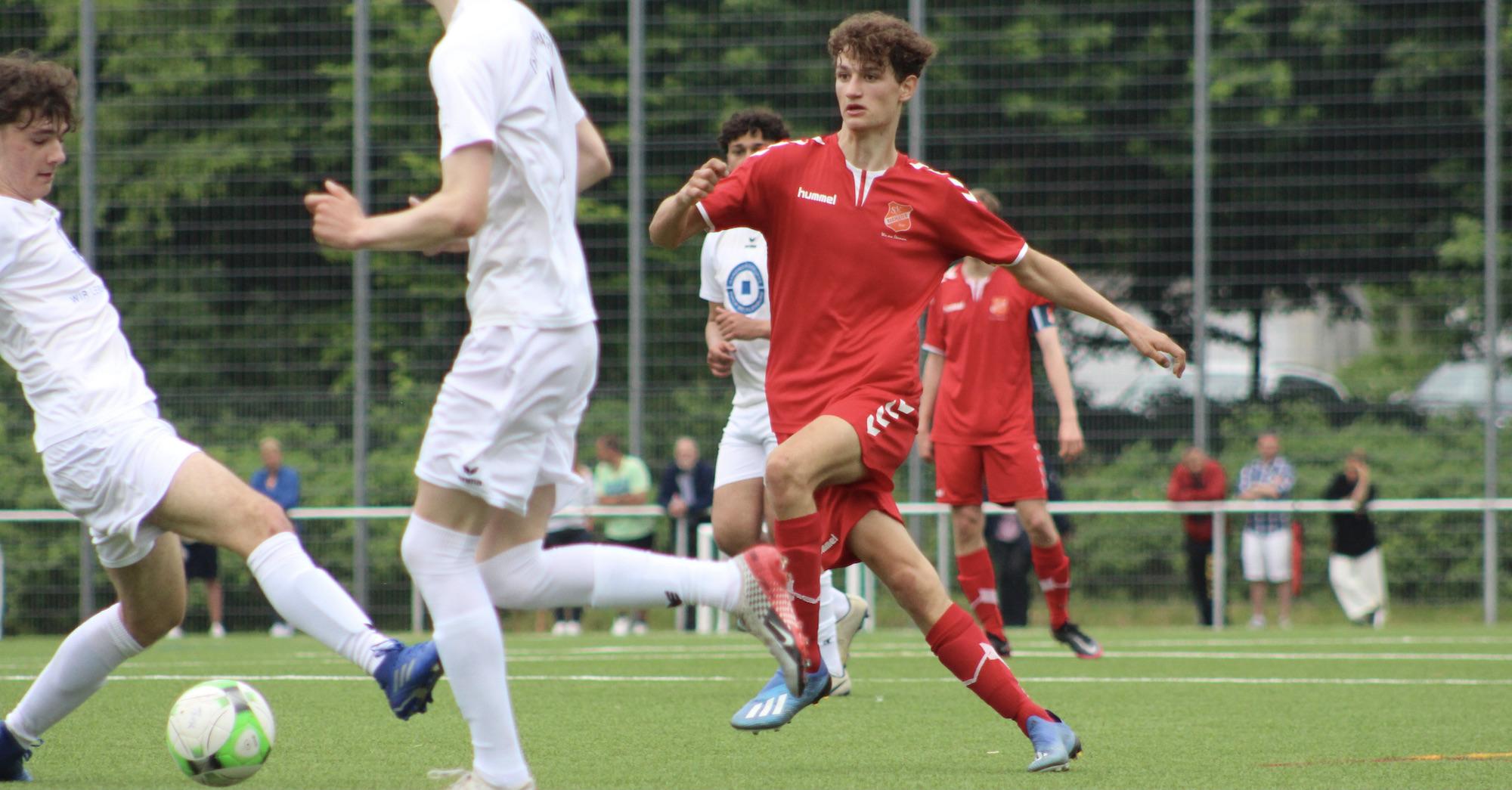 U19 und U14 starten mit Siegen in die Vorbereitung