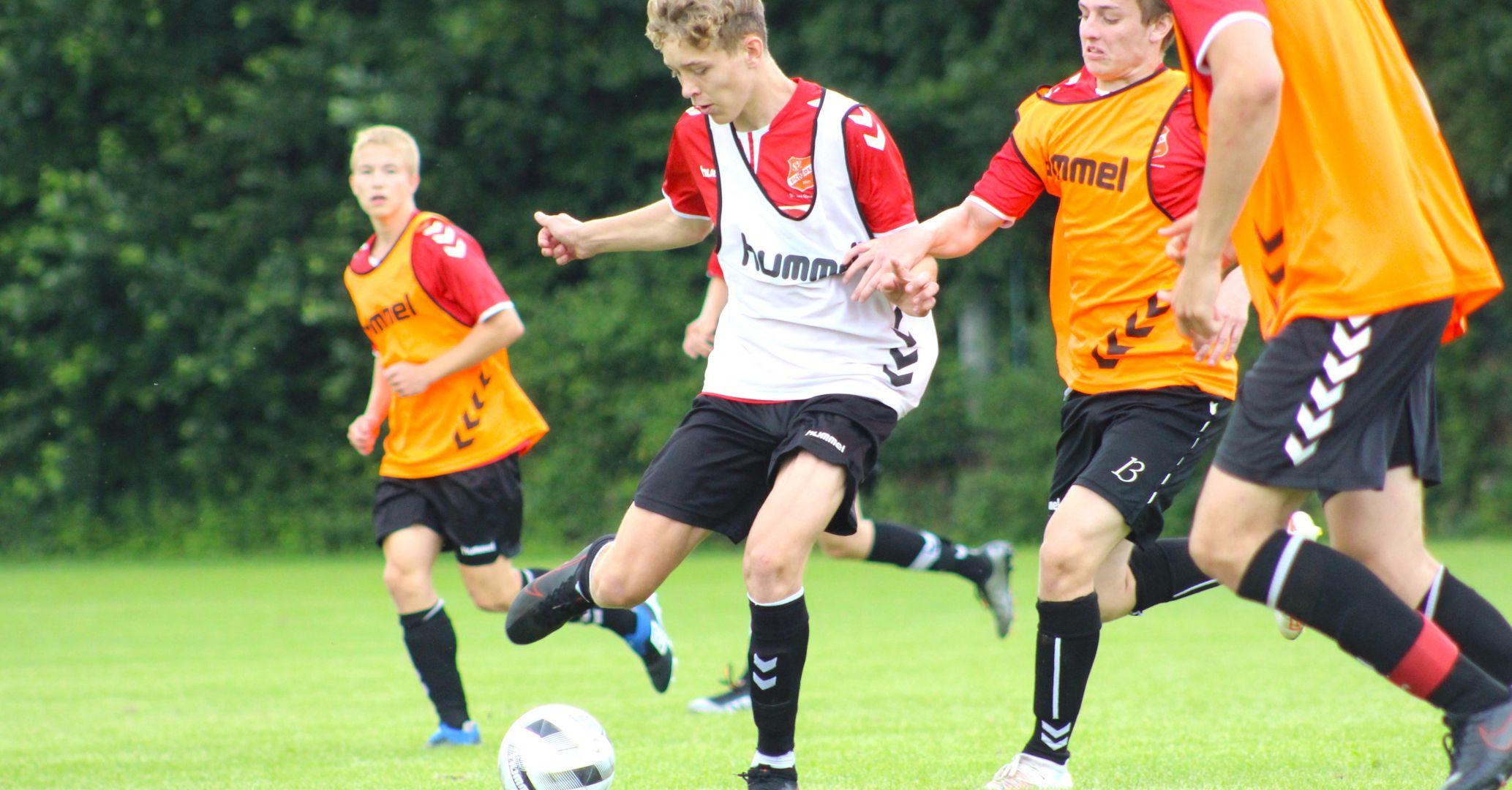 Mit Kurz-Trainingslager: U19 des SV Eichede startet in die Saisonvorbereitung